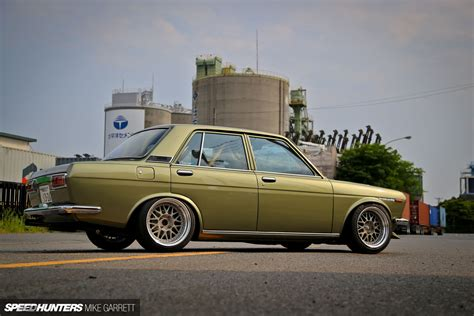 Datsun Car :  Meet Japan's 510 King