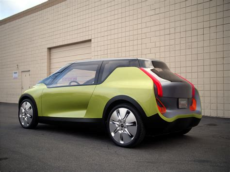 Mini Concept Cars by Orange 7 Mini Concept Isn T Your Traditional Cooper