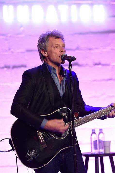 Jon Bon Jovi Photos Soul Foundation