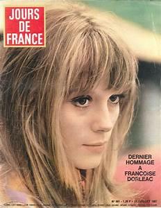 Accident Francoise Dorleac : fran oise dorl ac d c de le 26 juin 1967 dans un accident de voiture jours de france n 661 15 ~ Medecine-chirurgie-esthetiques.com Avis de Voitures