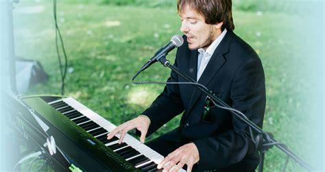 musik fuer hochzeit klavier gesang zur zeremonie oder
