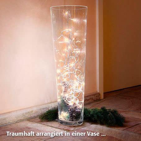 Lichterkette In Vase by 60er Led Au 223 Enlichterkette F 252 R Vasen Kugeln