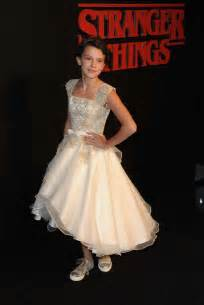 Stranger Things Millie Bobby Brown 11