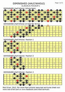 Rob Silver  The Diminished Scale  Half  Whole