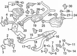 4h0253147 - Exhaust System Hanger  Liter  Components  Gas