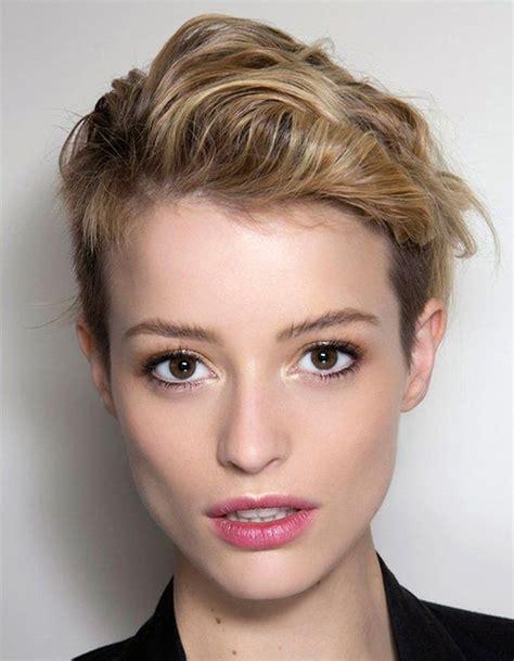 coiffure femme cheveux court coiffure courte pour femme 233 t 233 2016 les plus belles
