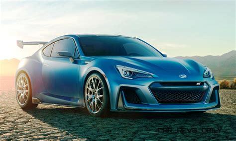 subaru brz sti concept car  catalog