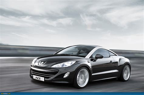 peugeot rcz ausmotive com peugeot rcz it s like an audi tt but french