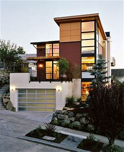 Minimalist Exterior Modern Wooden House Design ArchInspire