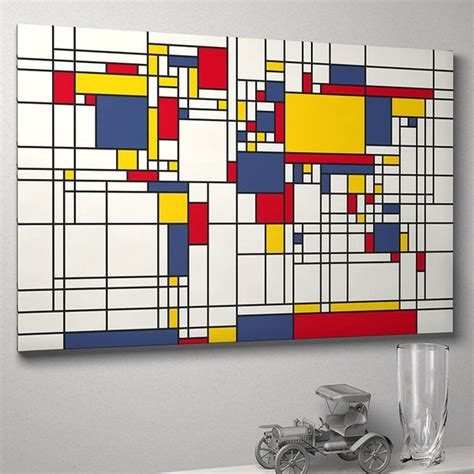 piet mondrian inspiration mondrian inspired world map print world world map and mondrian
