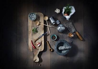 Cooking Kitchen Diner Cocina Pantalla Fondo Spoons