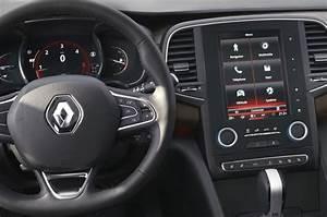 My Renault R Link : tablette intuitive et connect e r link 2 ~ Medecine-chirurgie-esthetiques.com Avis de Voitures