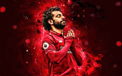 wallpapers mohamed salah goal liverpool fc