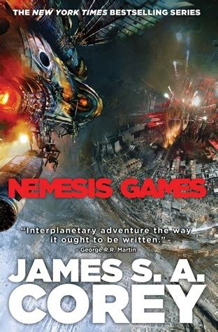 nemesis games  expanse   james sa corey