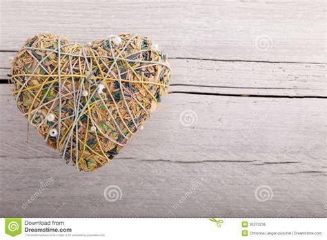 pot pourri en forme de coeur romantique image libre de
