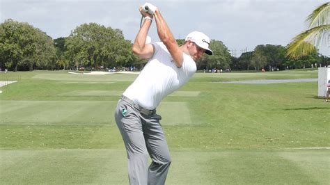 golf swing sequence bowed or cupped what s best for you jm golf