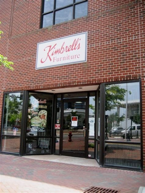 kimbrell s furniture furniture shops 101 w chapel hill
