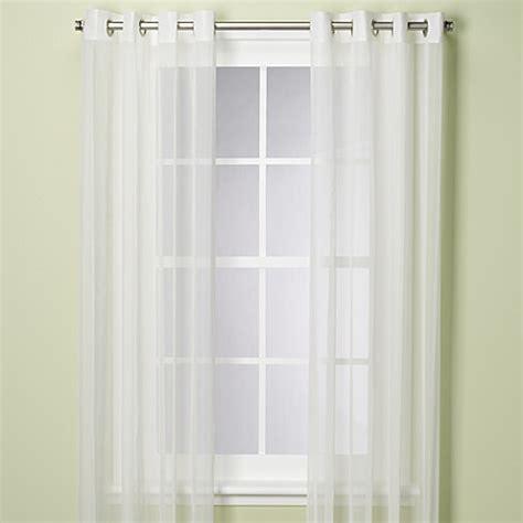 kensington home fashions commonwealth home fashions escape grommet window curtain panel bed bath beyond