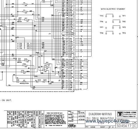 Rk Wiring Diagram by Aaon Wiring Schematics Wiring Diagram And Fuse Box