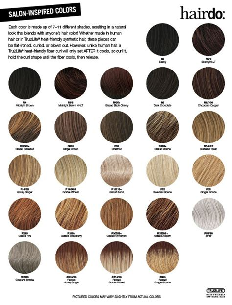 Hair Color Descriptions by Fashion Wigs American Wigs Lace Front Human