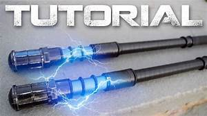 Nightwing's Escrima Sticks Tutorial! - YouTube