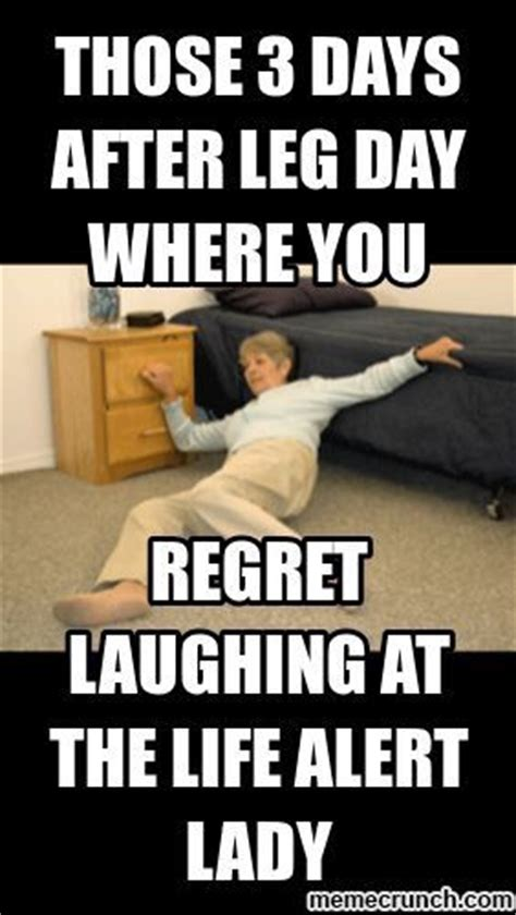 Life Alert Lady Meme - the 25 best funny workout memes ideas on pinterest funny gym memes fitness memes and gym memes
