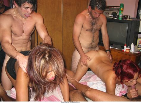 Wifebucket Latin Wives Getting Swapped In This Homemade