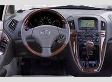 2003 Lexus RX 300 Photos, Pics, Gallery