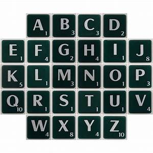 scrabble letter tiles a b c d e f g h i j k l m n o p q With tiles with letters on them