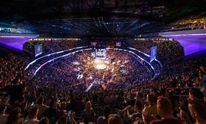 Concert Visual Design Bright Lights Big Show At T Mobile Arena Las Vegas Segd