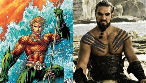 New Aquaman Movie
