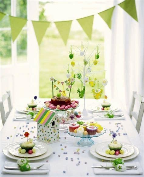 Tischdeko Zu Ostern  25 Stimmungsvolle Ideen Für Ihr