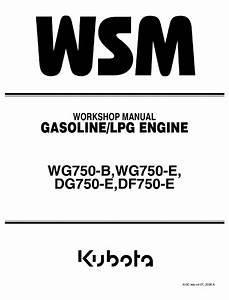 Kubota Wg750