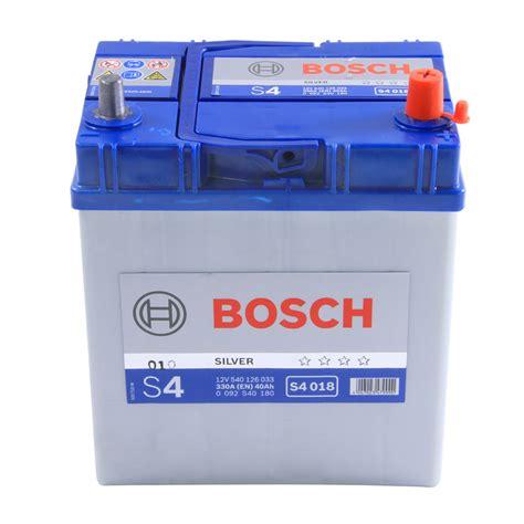 Type 054 40ah 330cca Sealed 4 Year Warranty Bosch S4 Car
