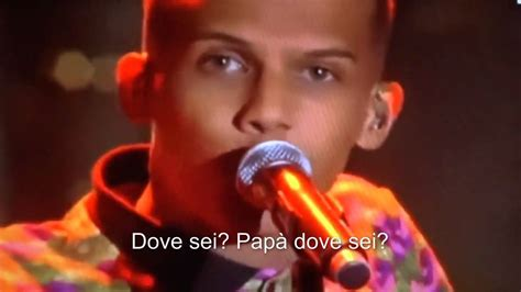 stromae papaoutai testo  italiano youtube