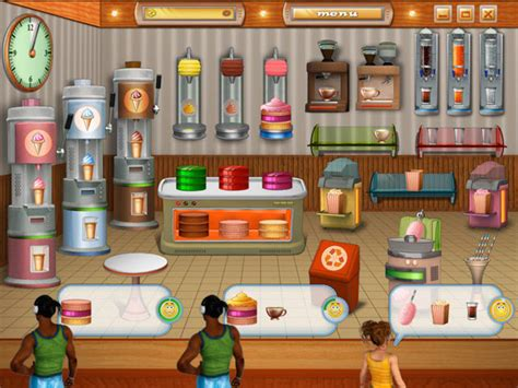 play cake shop  games big fish