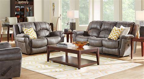 grey living room sets corbin gray 5 pc living room living room sets gray
