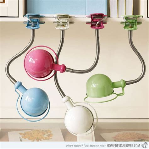 clip on light multi function study and task ls from pottery barn teen