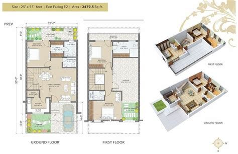 house plan      east facing house plans