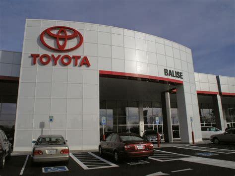 new toyota dealership new used toyota dealer near providence ri balise