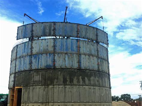 boyd street elevated water storage tank cochran engineering