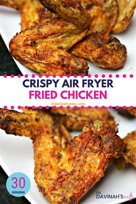 fryer air chicken fried wings ninja recipe recipes wing oven frozen keto cooking crispy easy choosing
