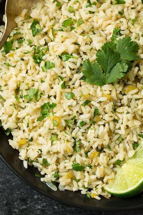 substitute for cilantro cilantro lime rice recipe cilantro cilantro lime rice and rice substitute