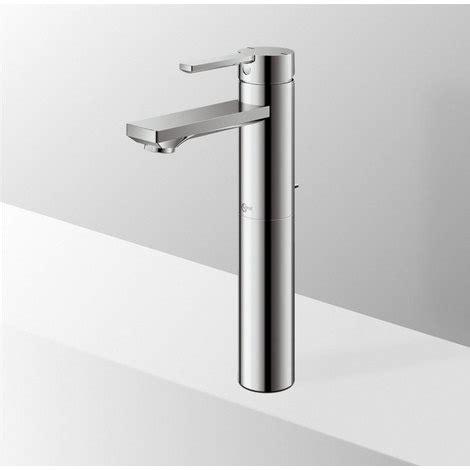 rubinetti per lavabi da appoggio miscelatore lavabo alto per appoggio su piano ideal