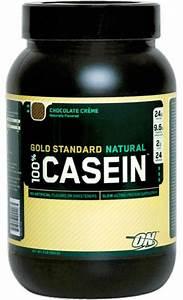 Optimum Nutrition 100  Natural Casein 2 Lbs