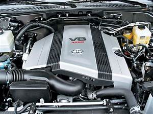 Land Cruiser Engine
