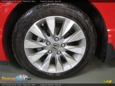 2010 honda civic ex coupe wheel photo 6 dealerrevs com