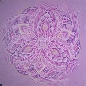 Kruinchakra | Mandala's | Pinterest | Crown chakra, Chakra ...