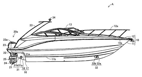 How To Draw A Speedboat by Pin Speed Boat Drawing On