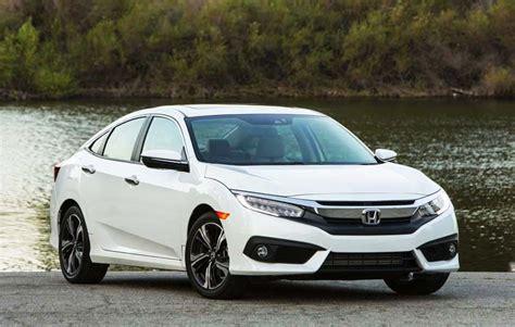 2017 Honda Civic Sedan Release Date